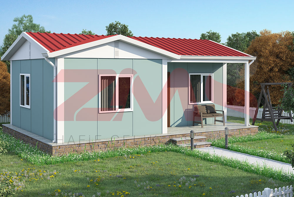 ZMS Çelik UP-100 40 m²